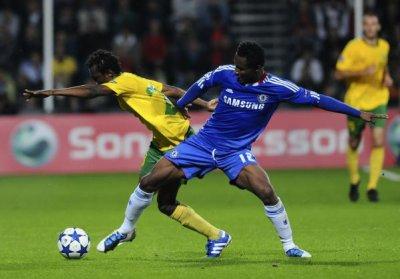 Bello Babatundé rentre dans l'histoire du football Béninois