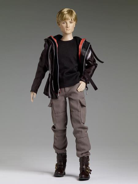 Aperçu de la poupée Peeta.