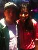 Josh et Jennifer au cinéma (Atlanta 14-10-12).