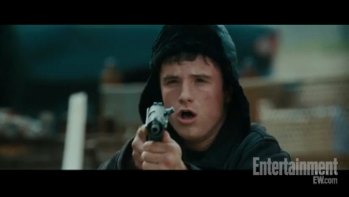 "Extrait exclusif de ""Red Dawn""."