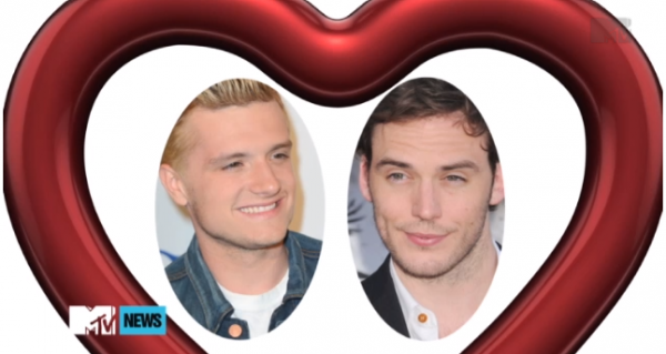 Bromance entre Josh et Sam Clafin (Finnick) ???