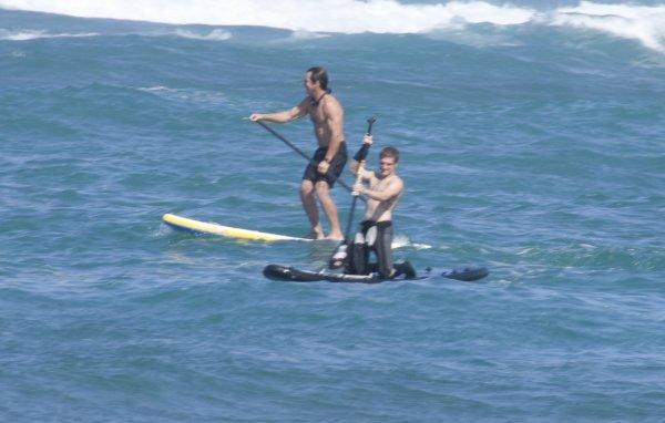 Josh à Oahu (Hawaï) partie 1.