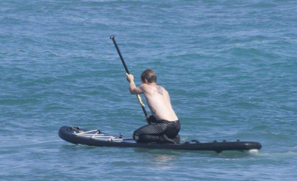 Josh à Oahu (Hawaï) partie 2.
