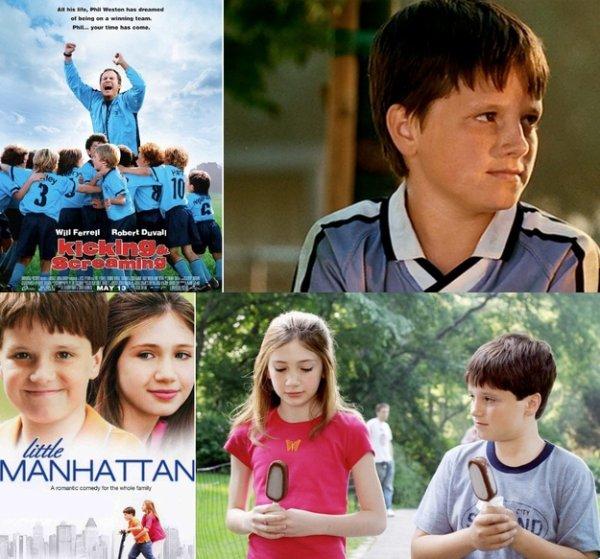 """""""9 Films de Josh que vous avez probablement oublié."""""""