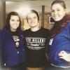 Nouvelle photo de Josh avec des fans la semaine dernière à Perfect North Slopes.