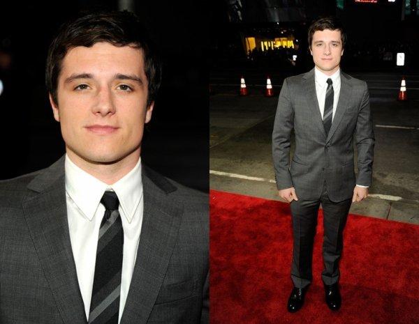 """Josh et Jennifer présents aux """" People's Choice Awards 2013""""."""