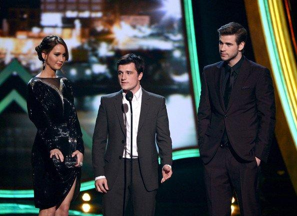 Cérémonie des People's Choice Awards 2013 (Los Angeles 09-01-13).