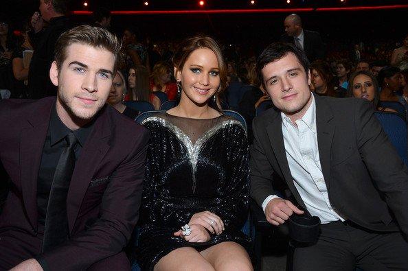 """Backstage et cérémonie des """"People's Choice Awards 2013"""" (Los Angeles 09-01-12)."""