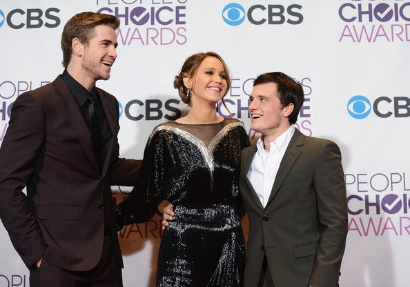 "Press Room des ""People's Choice Awards 2013"" (Los Angeles 09-01-13)."