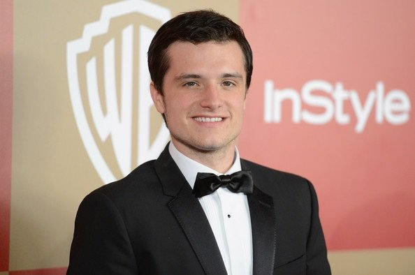 Josh au 14th Annual Warner Bros. And InStyle Golden Globe Awards After Party (Los Angeles 13-01-13).