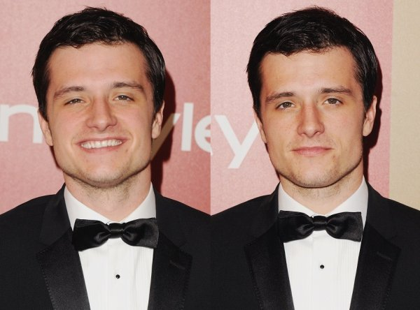 Photos de dernières minutes de Josh au 14th Annual Warner Bros And InStyle Golden Globe Awards After Party (Los Angeles 13-01-13).