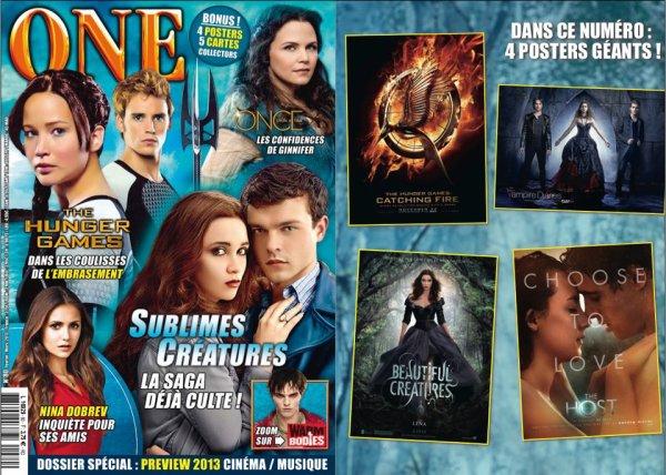 "Magazine ""One"" numèro 80."