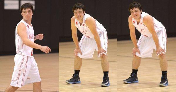"Josh au ""Ciroc Court Basketball Game"" (Los Angeles 09-02-13)."