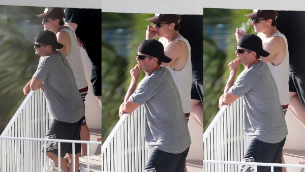 Plus de photos de Josh à son hôtel à Hawaï (28-02-13).