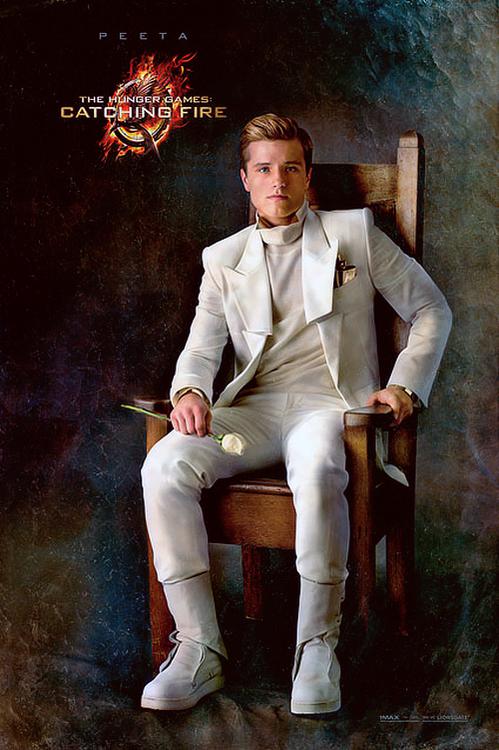 Portrait de Peeta.