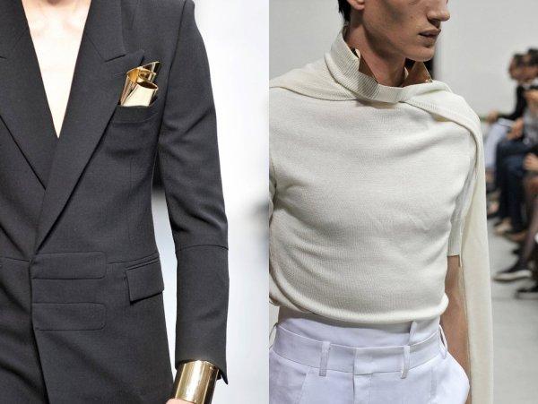 Plus de détails sur le costume de Peeta.