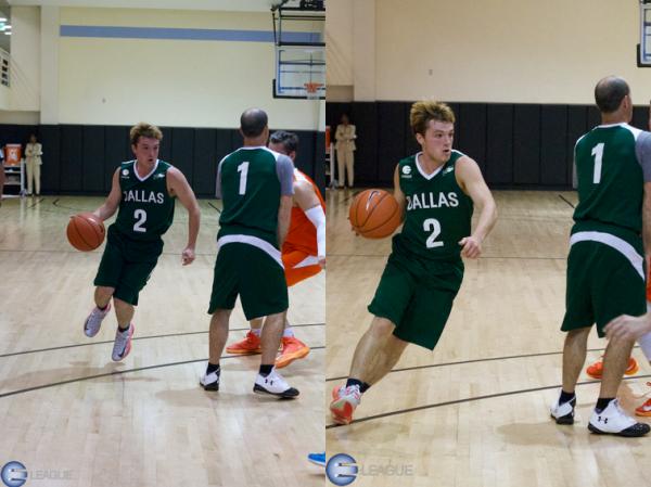 Nouvelles photos de Josh au match de basket de la E-League (Los Angles 10-03-13).
