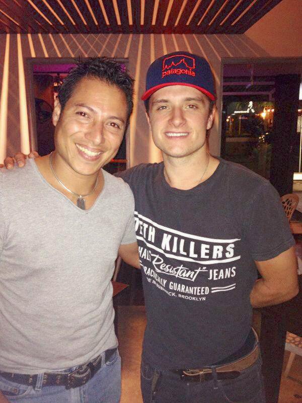 Josh au Panama !!!