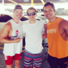 Nouvelle photo de Josh au Panama (31-03-13).