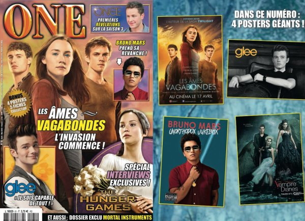 "Magazine ""One"" numèro 81."