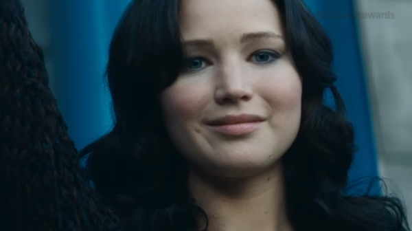"Premier extrait du trailer de ""Catching Fire""."