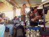 """Nouvelle photo de Josh sur le tournage de """"Paradise Lost"""" au Panama (07-04-2013)."""