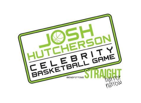 Josh Hutcherson Celebrity Basketball Game