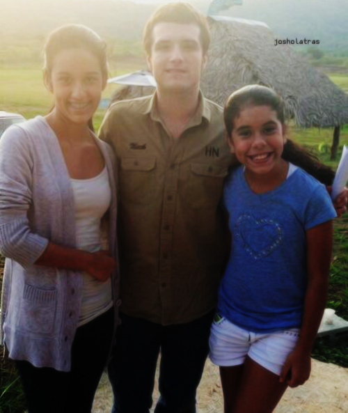 Nouvelle photo de Josh au Panama.
