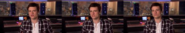"""Interview de Josh pour """"Epic""""."""