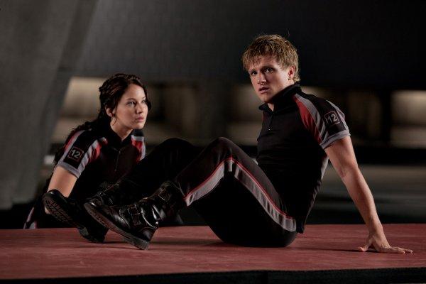 Citations de Jennifer Lawrence : 5 choses comiques/adorable qu'elle a dit à propos de sa co-star Josh Hutcherson.