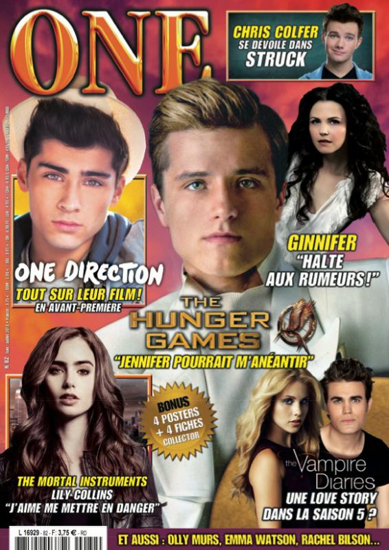 "Magazine ""One"" numèro 82."