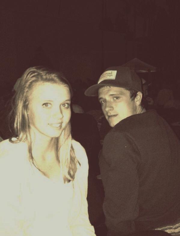 Nouvelle photo de Josh au Cinespia (15-06-2013).