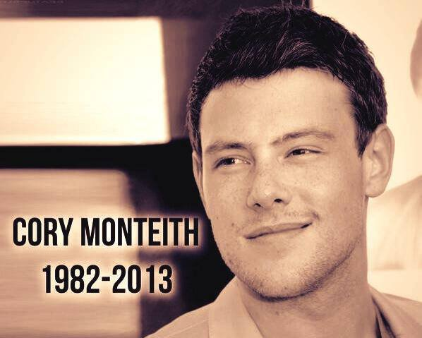 RIP Cory Monteith.