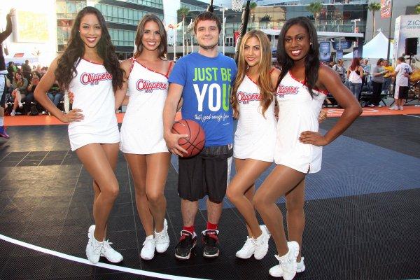 "Josh au ""5th Annual Nike Basketball 3ON3 Tournament"" (09-08-2013)."