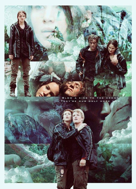 Montages Katniss/Peeta.