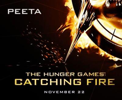 Deux nouveaux posters de Peeta Mellark.