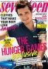 """Josh pour le magazine """"Seventeen' en HQ."""