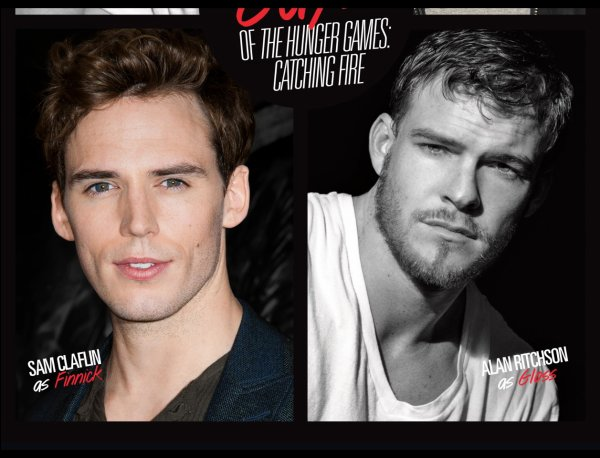 """Photo du poster de Josh disponible dans le magazine """"Seventeen""""."""