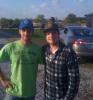 Nouvelle photo de Josh avec un fan.