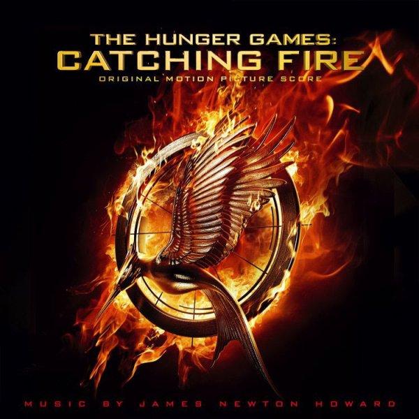 "Album ""The score"" de ""Catching Fire""."