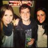 Josh au Costello Club à Madrid (Espagne 29-10-2013).