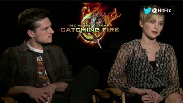 Interview de Josh et Jen avec HitFix.