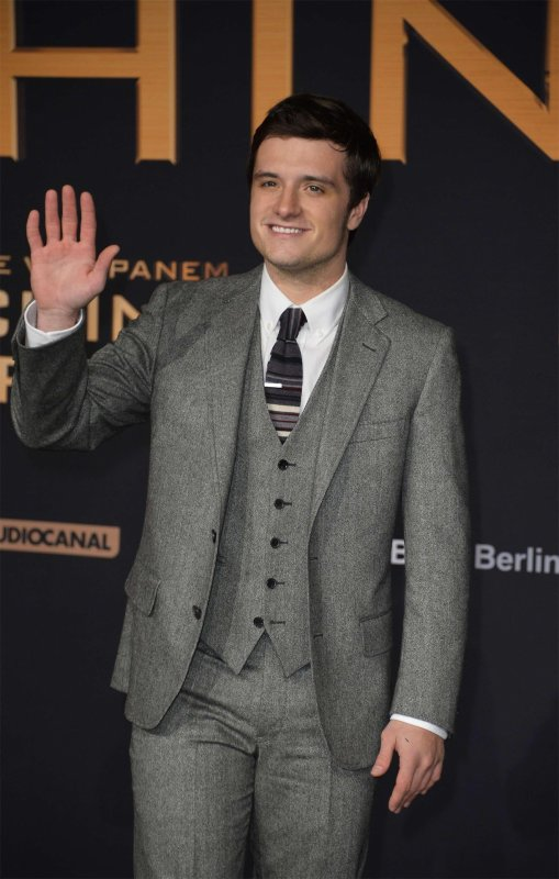 "AP de ""Catching Fire"" à Berlin (12-11-2013)."
