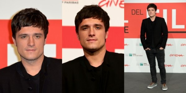 "Photocall ""Catching Fire"" à Rome (14-11-2013). Partie 2."