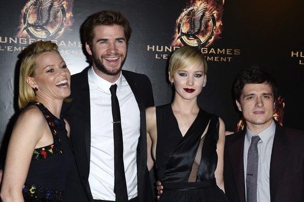 "AP de ""Catching Fire"" à Paris (15-11-2013). Partie 1."