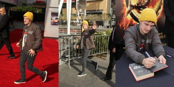 Josh au Fan Camp (Los Angeles 17-11-2013). Partie 2.