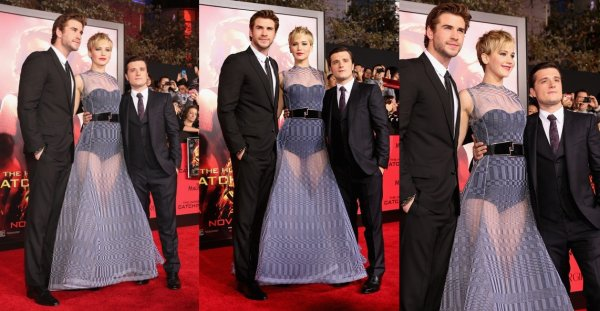 "AP de ""Catching Fire"" à Los Angeles (18-11-2013). Partie 4."