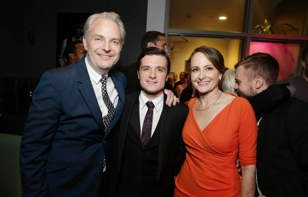 "AP de ""Catching Fire"" à Los Angeles (18-11-2013). Partie 5."