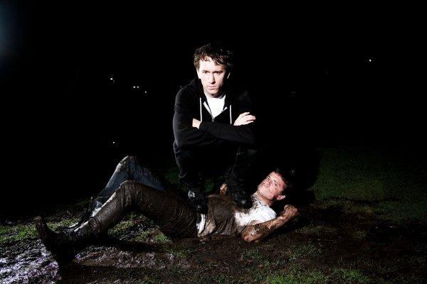 New/old outtake de Josh pour le photoshoot de Tyler Shields.