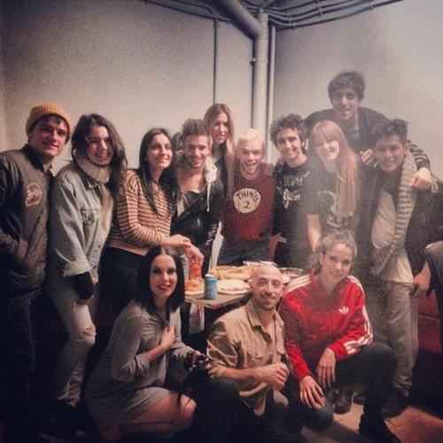 Photo de Josh en Espagne (30-11-2013).